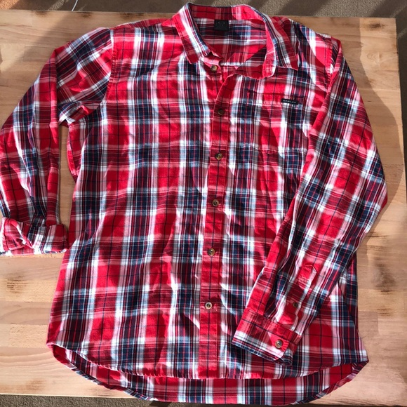 Oakley Other - Oakley Men's Long Sleeve Flannel